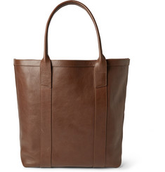 Lotuff Leather Tote Bag