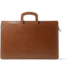 Lotuff Wells Bridle-Leather Briefcase