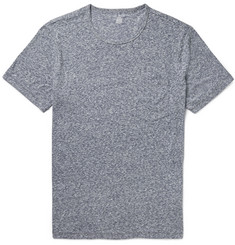 Club Monaco Williams Marled Cotton-Jersey T-Shirt