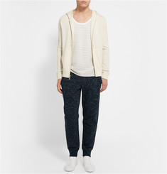 Club Monaco Slubbed Cotton-Blend Jersey Sweatpants