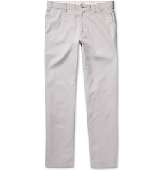 Club Monaco Davis Slim-Fit Cotton Chinos