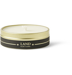 Land By Land No. 78 Cedar Scented Travel Candle