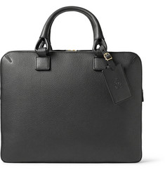 Dunhill Bladon Grained-Leather Briefcase