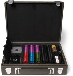 Alfred Dunhill Bourdon Poker Set