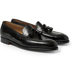 John Lobb Truro Leather Tassel Loafers