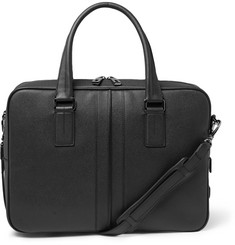 Tod's Textured-Leather Briefcase