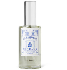 D R Harris Windsor Eau de Toilette - Vetiver, Black Pepper, 50ml