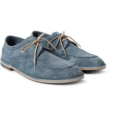 Armando Cabral Suede Derby Shoes