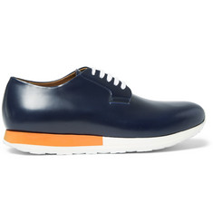 Armando Cabral Contrast-Sole Derby Shoes