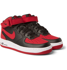 Nike Air Force 1 Leather Sneakers