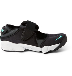 Nike Air Rift Canvas and Mesh Sneakers