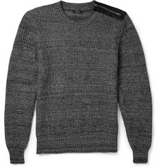 Belstaff Corsley Zipped Cotton Sweater