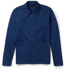 A.P.C. Cotton-Gabardine Lightweight Jacket
