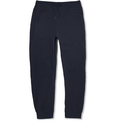 A.P.C. Tapered Cotton-Jersey Sweatpants