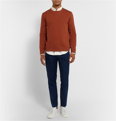 J.Crew Tapered Cotton Trousers