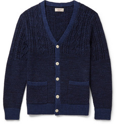J.Crew - Cable-Knit Cotton Cardigan