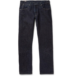 J.Crew - Wallace & Barnes Slim-Fit Selvedge Denim Jeans