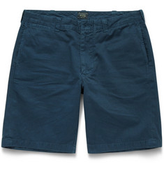 "J.Crew - 9"" Stanton Cotton-Twill Shorts"