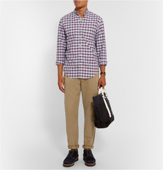 J.Crew Slim-Fit Checked Cotton Shirt