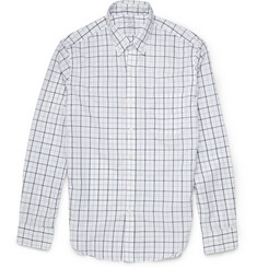 J.Crew - Checked Cotton Shirt