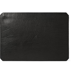 Parabellum Full-Grain Leather Pouch