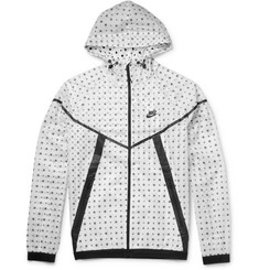 Nike Windrunner Printed Hooded Running Jacket