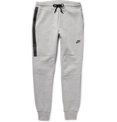 Nike Cotton-Blend Tech-Fleece Sweatpants