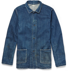 Chimala Washed-Denim Jacket