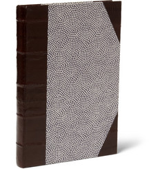 Elam Books Eel-Bound Printed Paper Notebook