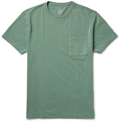 J.Crew - Slub Cotton-Jersey T-Shirt