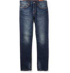 Jean Shop Regular-Fit Selvedge Denim Jeans