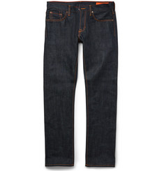 Jean Shop Selvedge Raw Denim Jeans