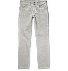 Jean Shop Slim-Fit Selvedge Denim Jeans