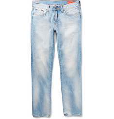 Jean Shop Slim-Fit Denim Jeans