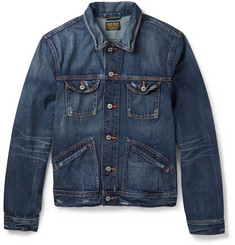 Jean Shop Ranch Slim-Fit Denim Jacket