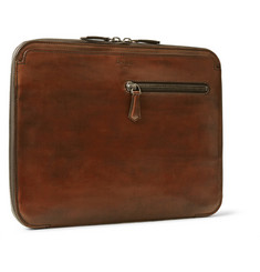 Berluti Burnished-Leather Portfolio