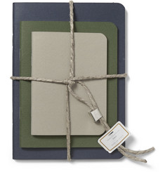 Antica Cartotecnica Set of Three Notebooks