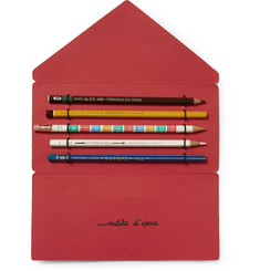 Antica Cartotecnica Set of Vintage Pencils