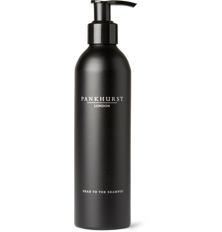PANKHURST LONDON Head To Toe Shampoo, 250Ml - Black - One Siz