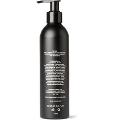 Pankhurst London Head to Toe Shampoo, 250ml