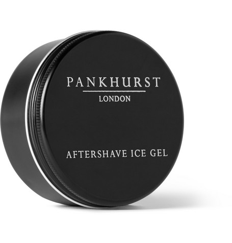 PANKHURST LONDON Aftershave Ice Gel, 75Ml - Black - One Siz