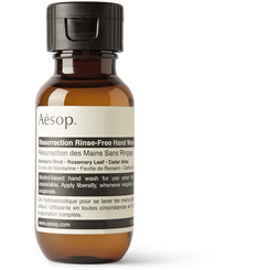 이솝 리저렉션 린스 프리 핸드 워시 Aesop Resurrection Rinse Free Hand Wash, 50ml,Brown