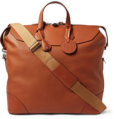 Dunhill Harrington Large Leather Tote