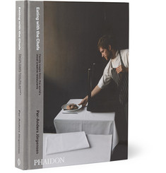 Phaidon Eating With The Chefs Hardcover Book