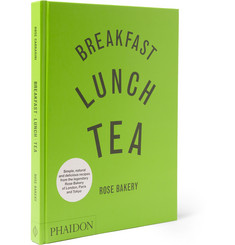 - Breakfast, Lunch, Tea Rose Bakery Book