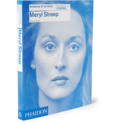 Phaidon Meryl Streep: Anatomy of an Actor Book