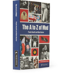 Prestel - The A to Z of Mod by Paolo Hewitt and Mark Baxter Paperback Book