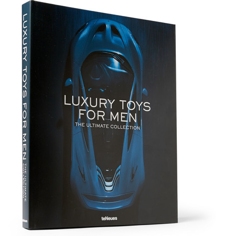 Luxury Toys Book 24