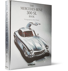 TeNeues The Mercedes-Benz 300 SL Hardcover Book