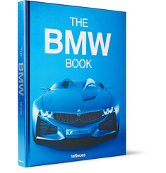 TeNeues The BMW Book Hardcover Book